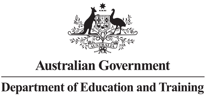 The Department of Education and Training - Logo