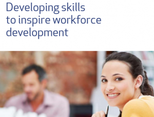 Developing skills to inspire workforce development